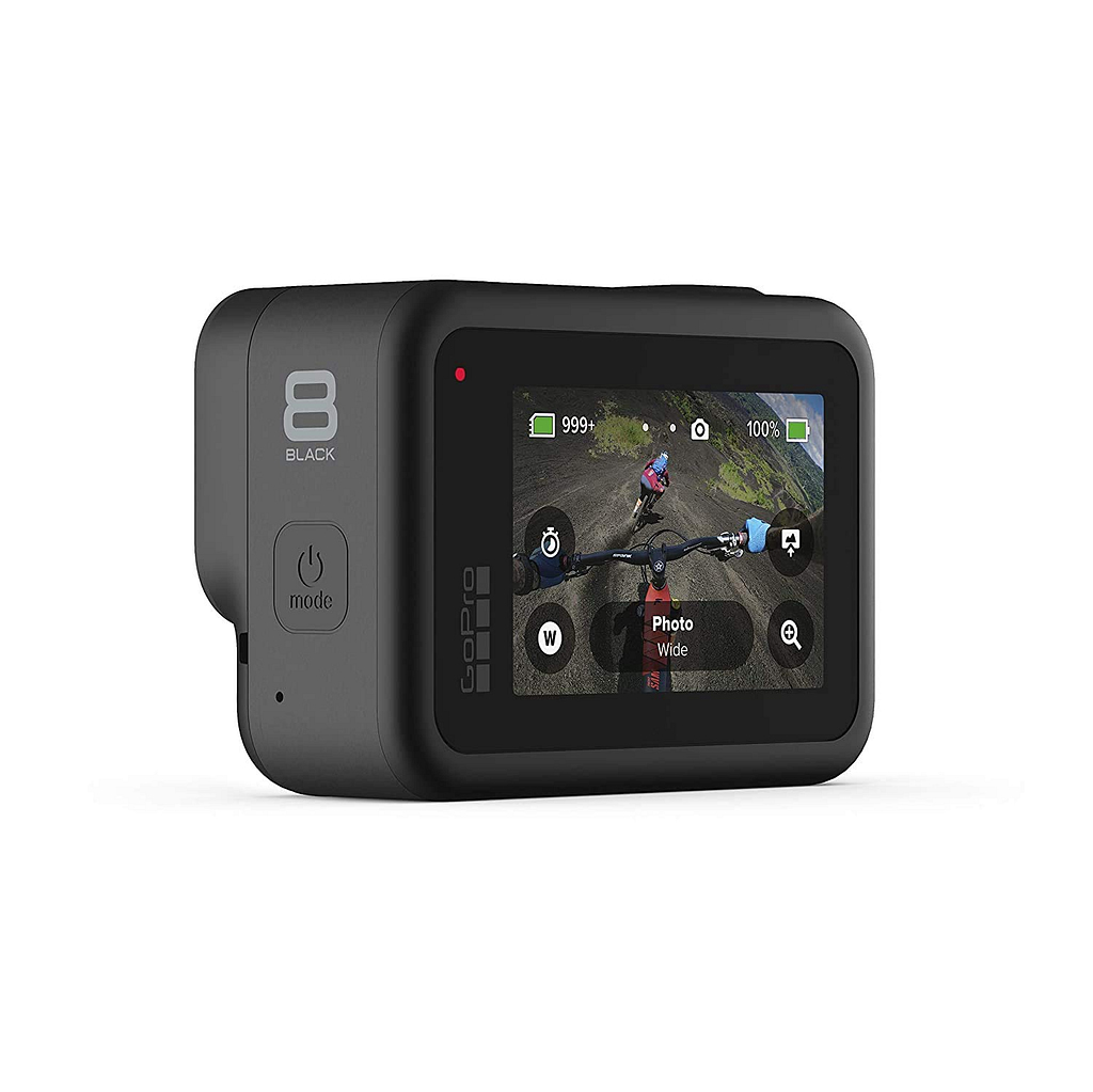 GoPro Hero 8 Black Action Camera with Adventure Kit
