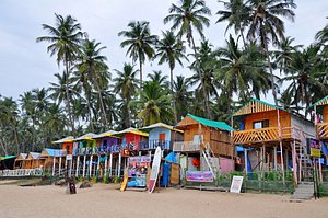 Best Tourist Place and Fun Capital of India – GOA
