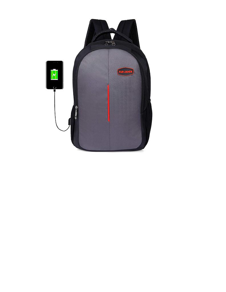 Backpack with USB Charging Port – 25 LTR Bag