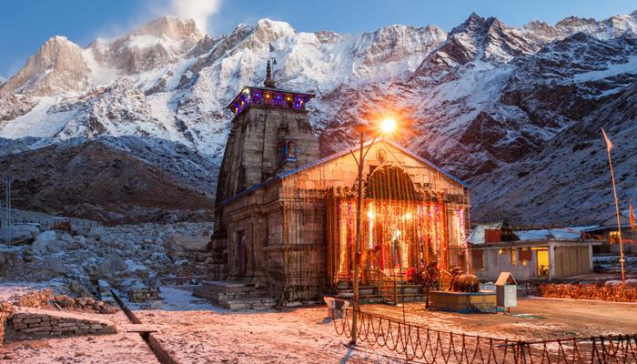 Kedarnath – Lord Shiva Temple