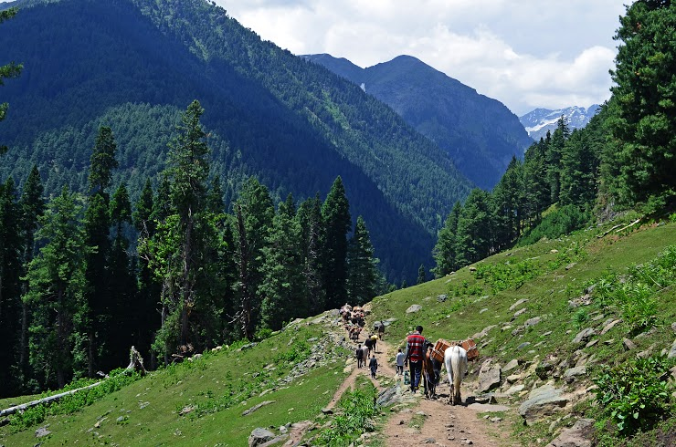 Places to visit in Kashmir – Land of Heaven